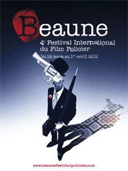 4ème édition Festival International du film policier de Beaune (21200) : 28/03-01/04/2012