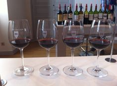 The wine school in St. Emilion, France