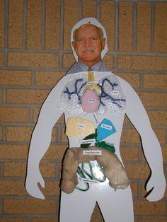 Human anatomy projects
