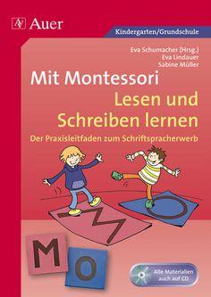 Mit Montessori Lesen und Schreiben lernen - Buch