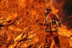 Fire fight...
