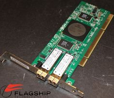 HP AB379A / AB379-60001 PCI-X Dual Port 4GB FC Host Bus Adapter