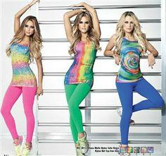 Que viva en color y mas a la hora de hacer tus ejercicios para que estes hermosa, descubre estas blusas mallas en nuestra tienda online