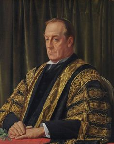 The Right Honourable Stanley Baldwin Earl Baldwin of Bewdley, and British Prime Minister and Uk History, British History, Pax Britannica, Glasgow Museum, First Prime Minister, British Prime Ministers, Kings Man, William Blake, Cap And Gown
