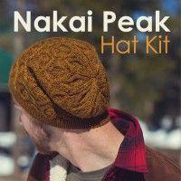 Nakai Peak Hat Kit | InterweaveStore.com
