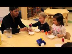 Check out this terrific example of a preschool Science Experiment from a Bright Horizons center.