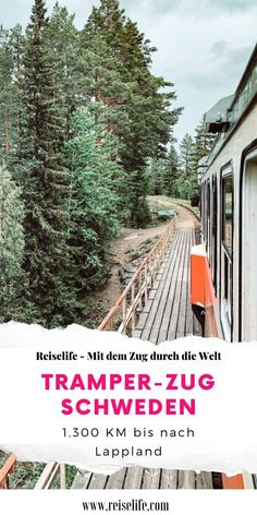 Next stop Arctic Circle - Discover Sweden with the Wilderness Train! Sweden o . - Next stop Arctic Circle – Discover Sweden with the Wilderness Train! Discover Sweden without a ca - Florida Travel, Asia Travel, Solo Travel, Mexico Travel, France Travel, Train Route, By Train, Train Trip, Europe Destinations