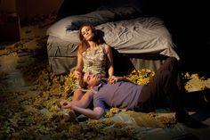 """""""Lovesong"""" - Frantic Assembly, Direction and Choreography: Scott Graham & Steven Hoggett Design: Merle Hensel"""