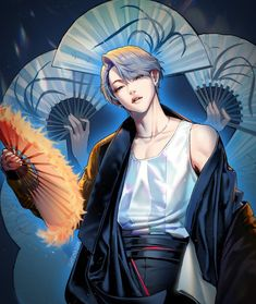 Fuck me up with this fan art Jimin Jimin Fanart, Kpop Fanart, Bts Chibi, Bts Anime, Anime Cosplay, Anime Guys, Dancing Drawings, Bts Drawings, Anime Fantasy