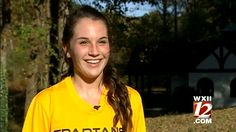 High School Runner Goes the Distance with Multiple Sclerosis