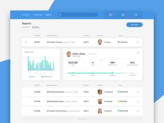 Hi Guys, today I would like to show you another part of the upcoming web app for one of our clients. On this screen, you can monitor the status of internal orders made by employees.  Stay tuned for...