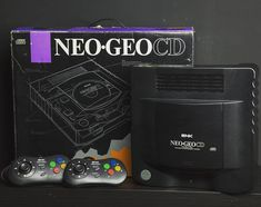 My first console from NEO GEO family. Yes perhaps this is not the best way to get acquainted with NEO GEO games library but there is one overwhelming plus - most NEO GEO CD games are sold at reasonable prices except  a couple of games... like Ironclad which is ridiculously pricy.   Shot by @f_screenager  #neogeo #neogeocd #geek #nerd #80s #90s #retrocollective #retrogaming #oldschoolgamer #retrocommunity #instagame #instagamers #retrocollectiveeurope #gamers #videogames #retrogames…