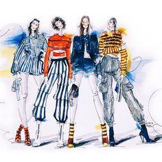 New fashion portfolio inspiration artists Ideas Illustration Mode, Fashion Illustration Sketches, Fashion Sketchbook, Fashion Design Sketches, Fashion Design Portfolios, Fashion Figures, Fashion Portfolio, Look Chic, Mannequins