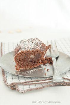 torta al cioccOlato ricotta e frutta secca