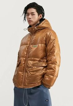 White Duck Down Jacket – ppl will stare Duck Down Jacket, White Ducks, Mens Fashion, Fashion Outfits, Mens Clothing Styles, Winter Jackets, Menswear, Street Style, Stylish