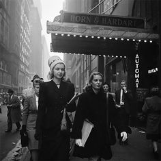 Stanley Kubrick - New York. Kubrick was a talented photographer before becoming one of the best film directors of all time.