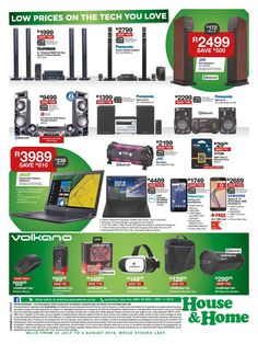 View all of SA's newspaper and catalogue specials in one easy place. Add alerts and let us keep you up to date with the latest specials! July 5th, Ads, House, Home, Haus, Houses, Homes