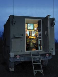 Tactical ground control station for UAVs