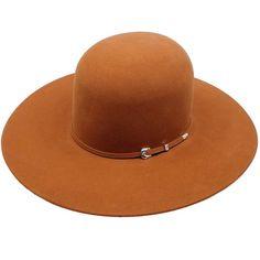 e45c185adee Atwood Hat Company Felt (Cayenne) Rodeo King Hats