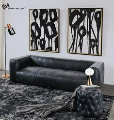 Set of 2 Flower Painting Large Canvas Wall Art Set of 2 image 7 Abstract Animal Art, Zebra Art, Frame Store, Large Canvas Wall Art, Black And White Painting, Mid Century Modern Art, Wooden Bar, Wall Art Sets, Flower