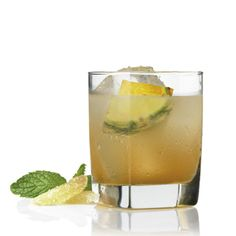 """Pineapple & Ginger Margarita 