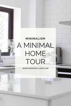 A MINIMAL HOME TOUR. MINIMALIST INTERIOR WITH SCANDINAVIAN INFLUENCE