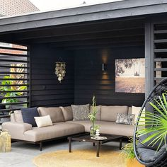 Outdoor Garden Rooms, Outdoor Living, Outdoor Decor, Modern Pergola, Modern Patio, Backyard Patio Designs, Backyard Landscaping, Koh Rong Samloem, Garden Makeover