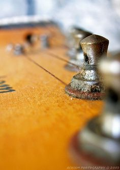 old #electric #guitar