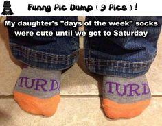Funny Pic Dump ( 9 Pics )