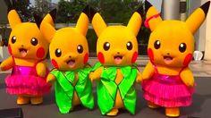 Video Pikachu Dance [HD] - Bống Bống Bang Bang Remix - Nhạc Thiếu Nhi Re...