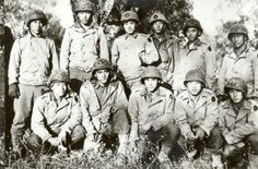 442nd Regimental Combat Team - Nisei - The 442nd Regimental Combat Team was the most decorated unit, for its size and length of service, in the entire history of the U.S. Military. The 4,000 men who initially came in April 1943 had to be replaced nearly 3.5 times. In total, about 14,000 men served, ultimately earning 9,486 Purple Hearts and an unprecedented eight Presidential Unit Citations. Twenty-one of its members were awarded Medals of Honor.