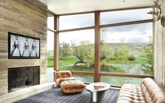 Modern Ranch Home Views Showcase Big Sky Country