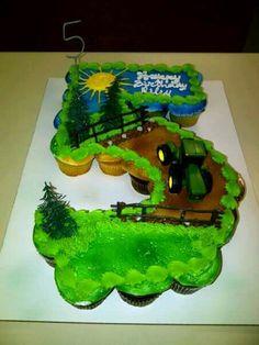 Tractor/Farm Party