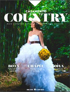 Baixe gratuitamente seu guia completo para um casamento country de sucesso