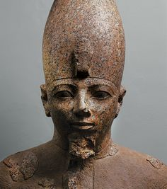 A scheming stepmother or a strong and effective ruler? History's view of the pharaoh Hatshepsut changed over time Ancient Civilizations, Egyptians, Ancient Artifacts, Ancient History, King, Queen, Statue, Strong, Magazine