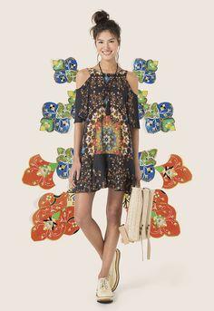 nossa nova minicoleção inspirada nas cores e modelagens orientais. tá clássica, linda e desejo.