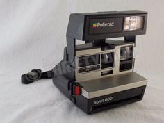 Polaroid Sun 600 LMS Light Management System Instant Film Camera Tested Vintage  #Polaroid
