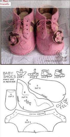 נעליים לתינוקת מהממות