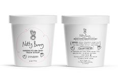 Verpackung: Nutty Bunny Eis
