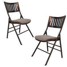 Found it at Wayfair - Tubular Steel Folding Chair