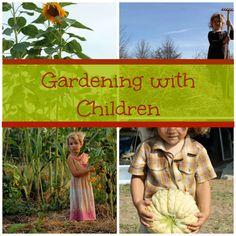 Homestead Honey   Gardening with Children   http://homestead-honey.com