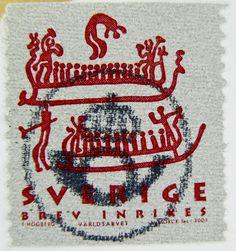 Stamp - Sverige Sweden