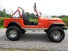 1984 Jeep CJ-7 Renegade