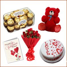 Send Valentines Gifts For Her from #Yummycake Visit for quick order on  Can call us on 9718108300 now. #ValentineCake #ValentinesDay