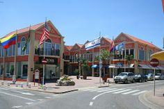 Foto's uit Oranjestad