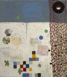 lolafiesta:  Squeaky Carnwath, Save (Oil & Alkyd)