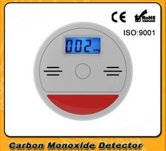 FDL LCD Independiente Detector de Gas CO Monóxido de Carbono Envenenamiento Del Sensor de Alarma Inalámbrico Detector de Detector de Fugas de Gas Venenoso CO