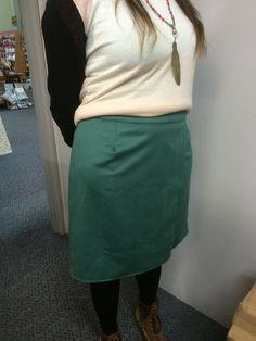 Finished skirt...