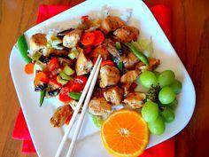 Chicken Teriyaki Bowl just like Pei Wei - I love copycat recipes!