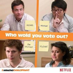 Michael is voted out